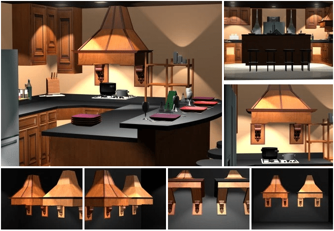 Pro100 Kitchen Design Software